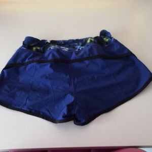 Lulu lemon speed shorts 2.5